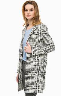 Трикотажное пальто с разрезом Cinque