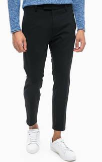 Черные брюки из вискозы Cinque