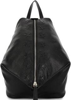 Кожаный рюкзак с широкими лямками Io Pelle