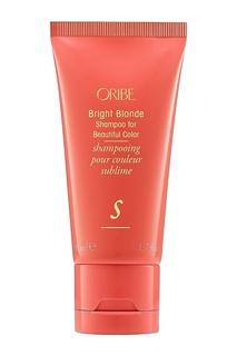 """Шампунь для светлых волос """"Великолепие цвета"""" Bright Blonde Shampoo for Beautiful Color (travel), 50 ml Oribe"""