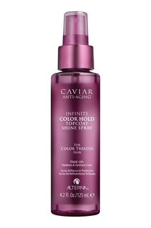 Спрей для придания блеска Caviar Anti-Aging Infinite Color Hold Topcoat Shine Spray, 125 ml Alterna