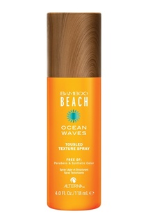 Спрей для создания текстуры волос Bamboo Beach Summer Ocean Waves Tousled Texture Spray, 118 ml Alterna