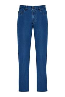 Синие джинсы Canali