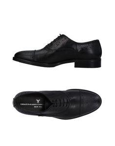 Обувь на шнурках Versace