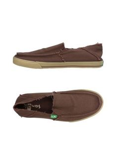 Низкие кеды и кроссовки Sanuk