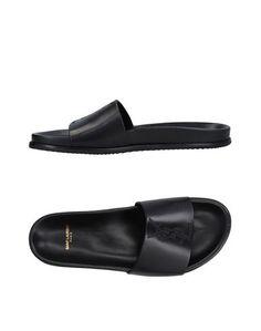 Домашние туфли Saint Laurent