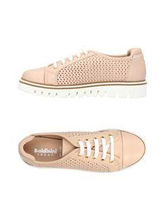 Низкие кеды и кроссовки Baldinini Trend