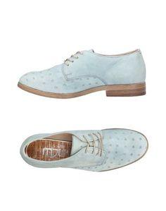 Обувь на шнурках Mjus