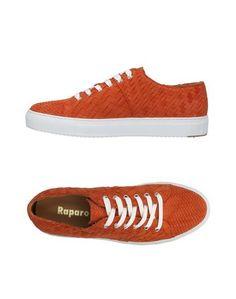 Низкие кеды и кроссовки Raparo