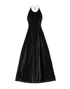 Длинное платье Armani Collezioni