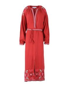 Длинное платье Christophe Sauvat