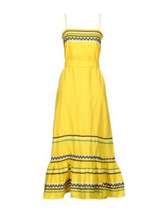 Длинное платье Lisa Marie Fernandez