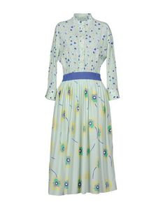 Платье длиной 3/4 Agnona