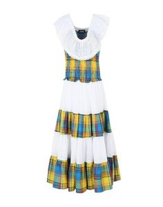 Длинное платье Nudha