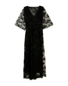 Длинное платье Maje