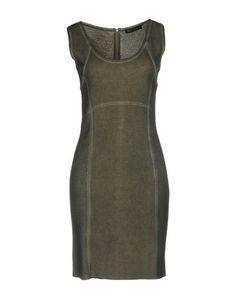 Короткое платье Doppio Segno