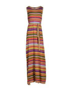 Длинное платье Scaglione