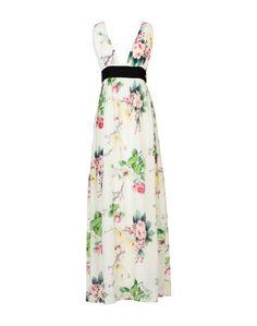 Длинное платье Koralline