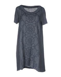 Короткое платье 120% Lino