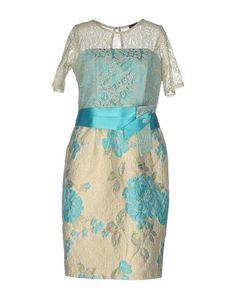 Платье до колена Moncho Heredia