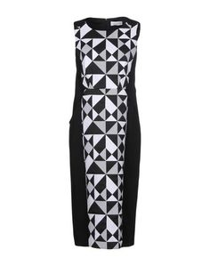 Платье до колена Maria Grazia Severi