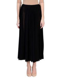 Длинная юбка CÉline
