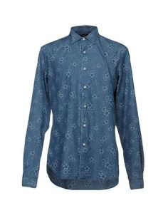 Джинсовая рубашка Gabriele Pasini