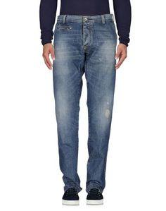 Джинсовые брюки Masons Jeans