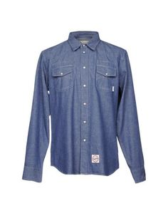 Джинсовая рубашка Superior