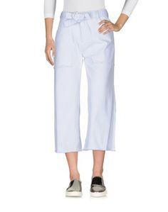Джинсовые брюки-капри Victoria Beckham