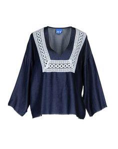 Джинсовая рубашка 25.10 PER Maurizio Collection