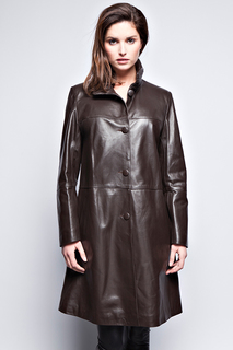 Кожаное пальто Giorgio