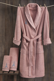 bathrobe set Marie claire