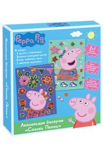 """Аппликация """"Свинка Пеппа"""" Peppa Pig"""