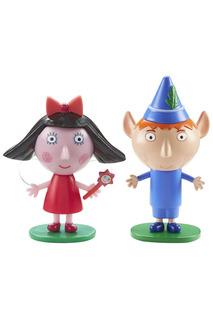 Игровой набор 2 фигурки BEN&HOLLY Ben&Holly