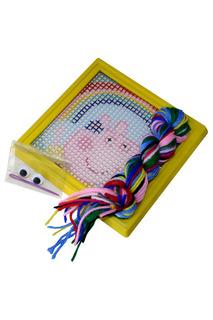 """Набор для вышивания """"Радуга"""" Peppa Pig"""