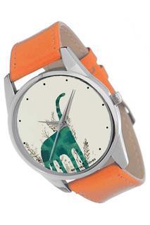 "Часы ""Зеленый динозавр"" MITYA VESELKOV"