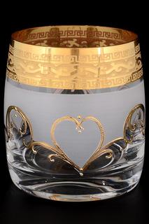 Набор стаканов для виски 290мл Bohemia
