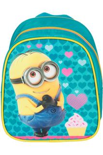 Рюкзачок дошкольный Universal миньоны