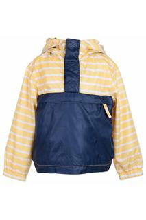 Куртка-ветровка Button Blue