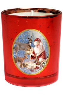 """Свеча """"Зимняя сказка"""" Mister Christmas"""