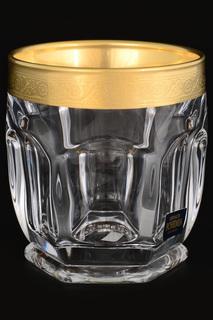 Набор стаканов для виски Crystalite Bohemia