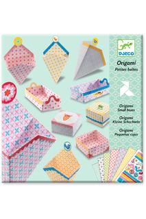 Оригами Маленькие коробочки Djeco