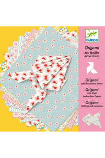 Оригами, 100 листов Djeco
