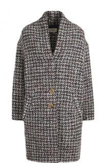 Буклированное пальто свободного кроя Isabel Marant Etoile