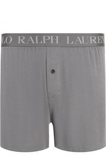 Боксеры из вискозы с широкой резинкой Ralph Lauren
