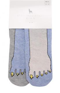 Комплект из двух пар носков Stella McCartney