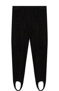Трикотажные брюки со штрипками Alexander Terekhov