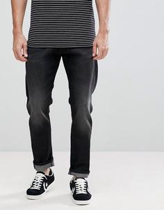Суженные книзу джинсы Selected Homme - Черный