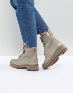 Золотистые ботинки Timberland Courmayeur Valley - Золотой